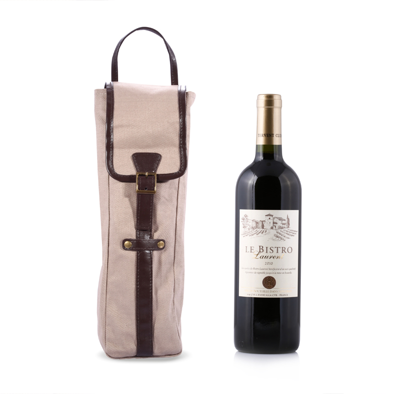 Wine Bottle gift Bags With Handle