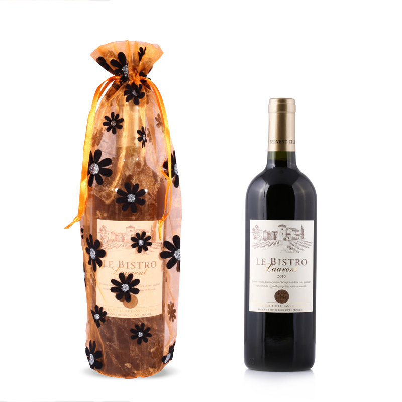 Printed Gift Bags For Wine