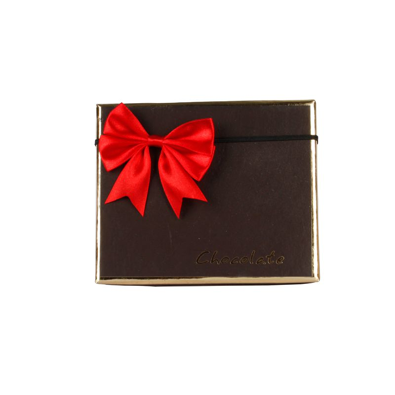 Beautiful Decorative Gift Box Packing Satin Bows