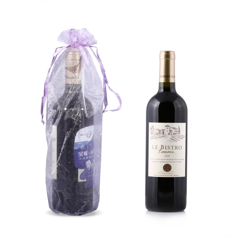Custom Wine Bottle Carry Bags