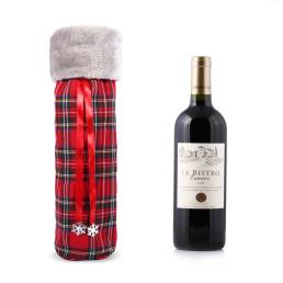 Christmas Wine Gift Bags Wholesale