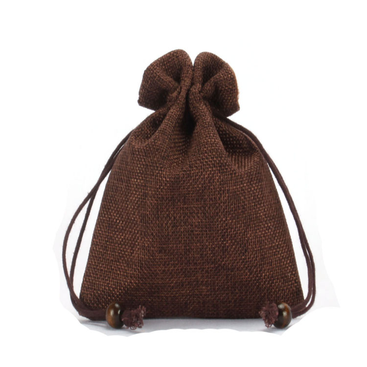 Wholesale Handmade Small Jute Pouch