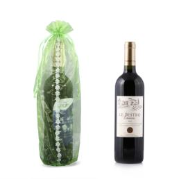 Organza Wine Carry Bags Wholesale