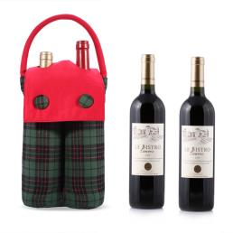 Double Bottle Wine Gift Bags