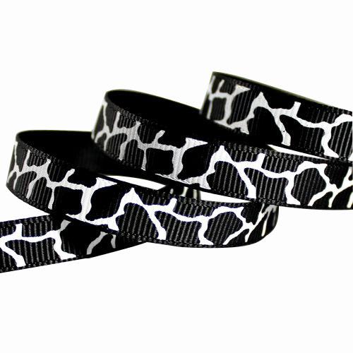 Black Grosgrain Ribbons Sale