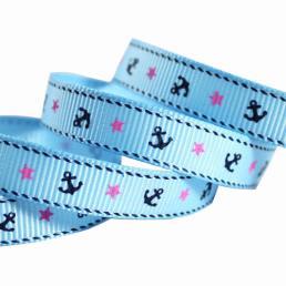 Blue Grosgrain Ribbon Sale