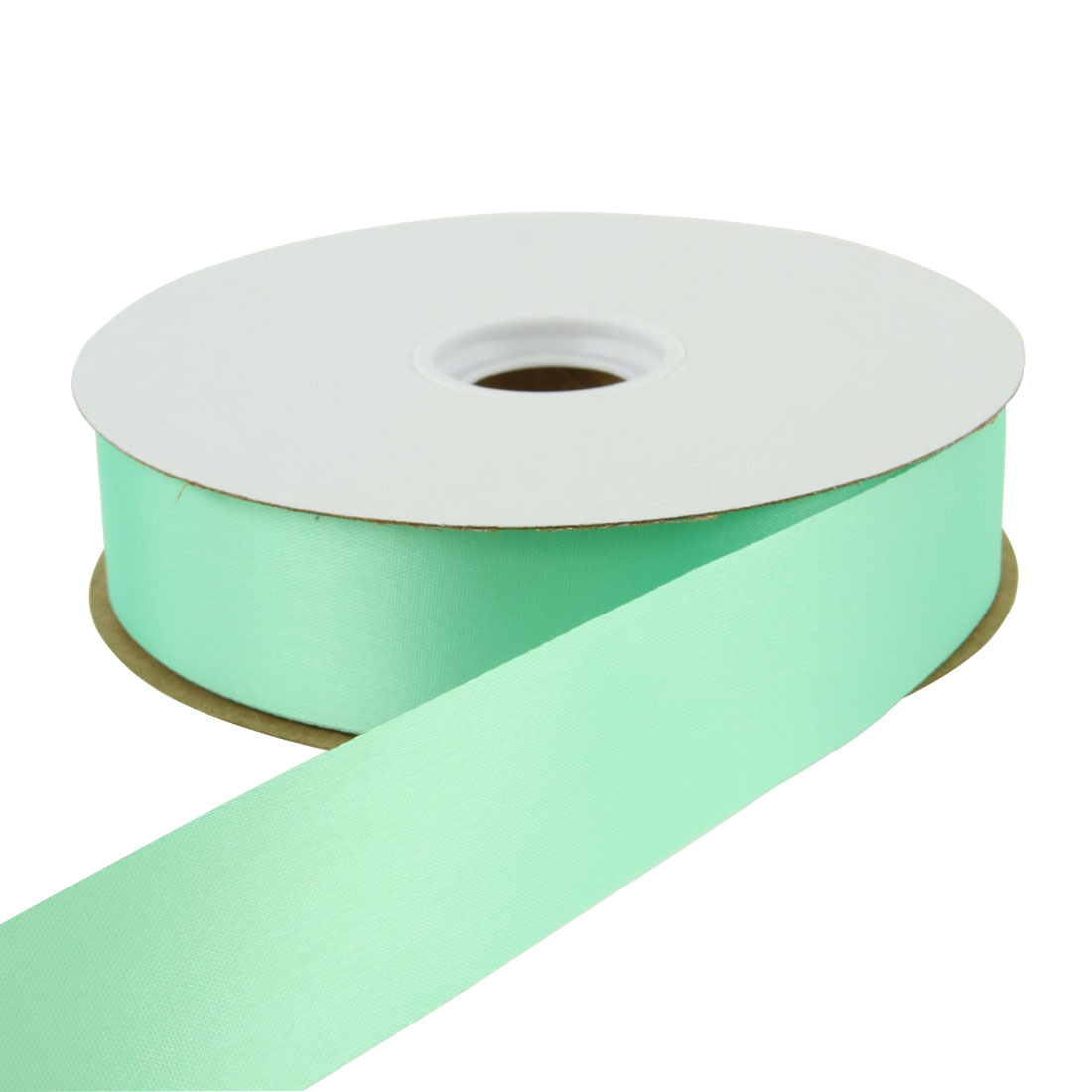 Satin Ribbon Mint 100 YDS