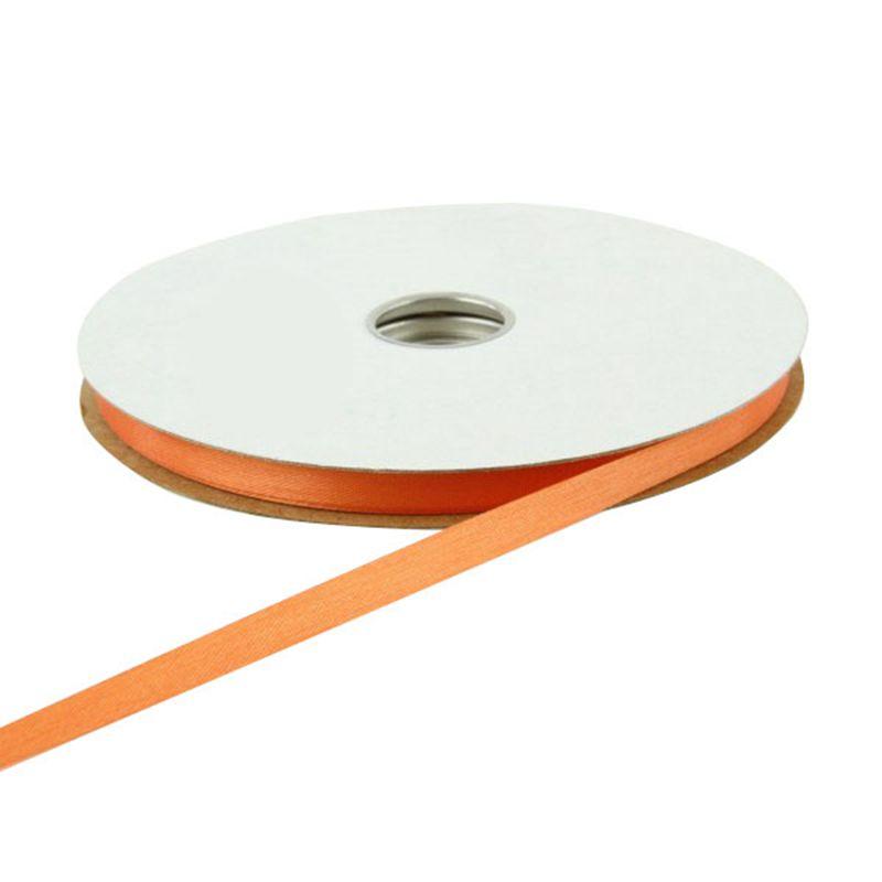 Satin Ribbon Orange 100 YDS