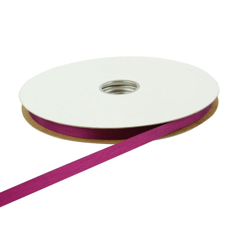 Satin Ribbon Plum 100 YDS