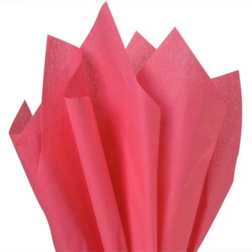 Red Tissue Wrapping Paper