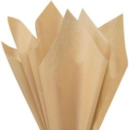 Camel Tissue Wrapping Paper