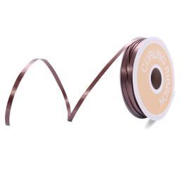 Beautiful Decorative Curling Ribbon Chocolate