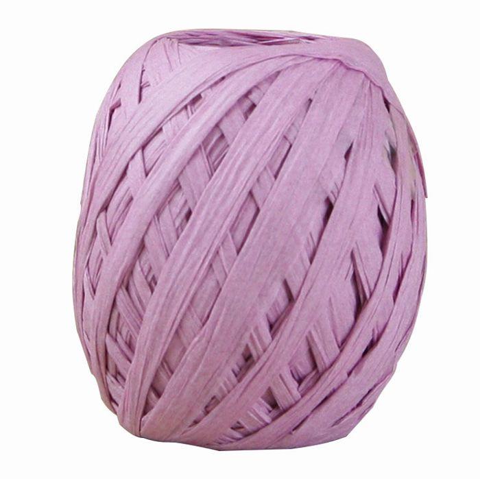 Lilac Paper Raffia Wholesale