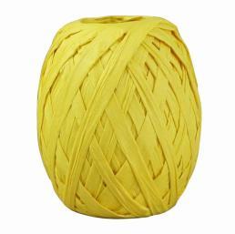 Yellow Paper Raffia Wholesale