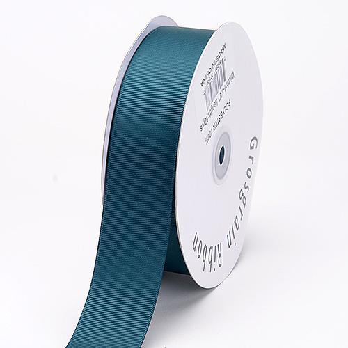 Teal Grosgrain Ribbon Solid