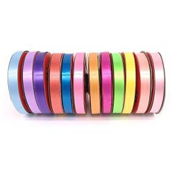 Crimped Plastic Curling Gift Wrapping Ribbons