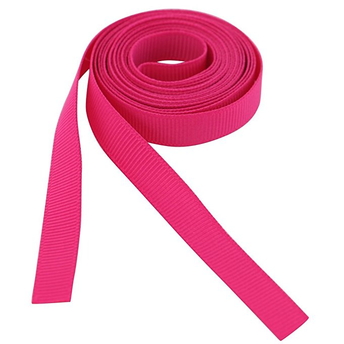 Solid Color grosgrain ribbon
