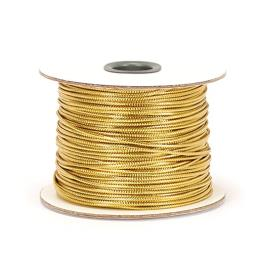 1.4mm Metallic Gold String No Wire