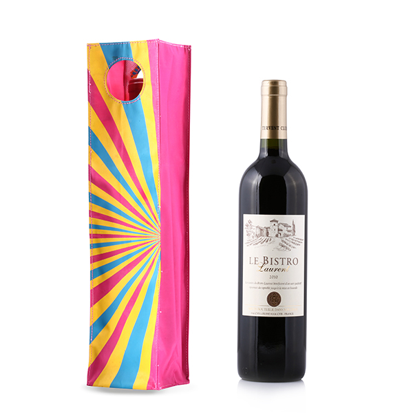 Square Wine Bag for Summer Holiday