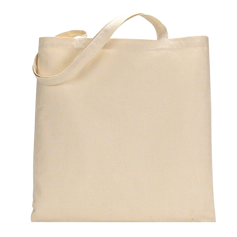 Natural Cotton Canvas Tote Bags