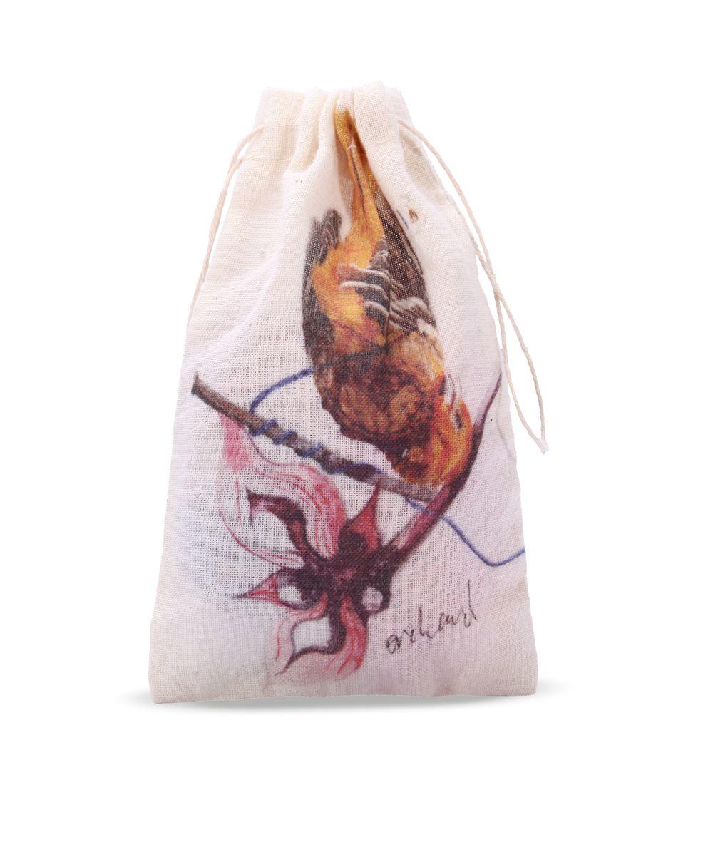 Muslin Drawstring  Bag China Factory Wholesale