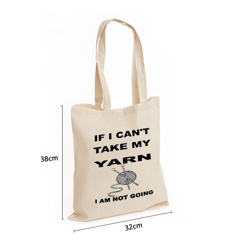 Personalized Canvas Bag For Promotions