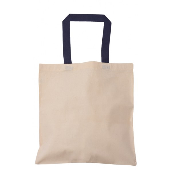 12OZ Natural Cotton Canvas Tote Bag