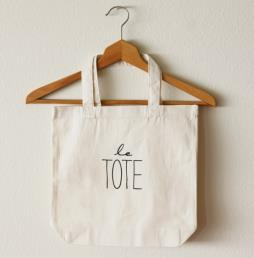 Recycled Plain Organic Cotton Bags Wholesale