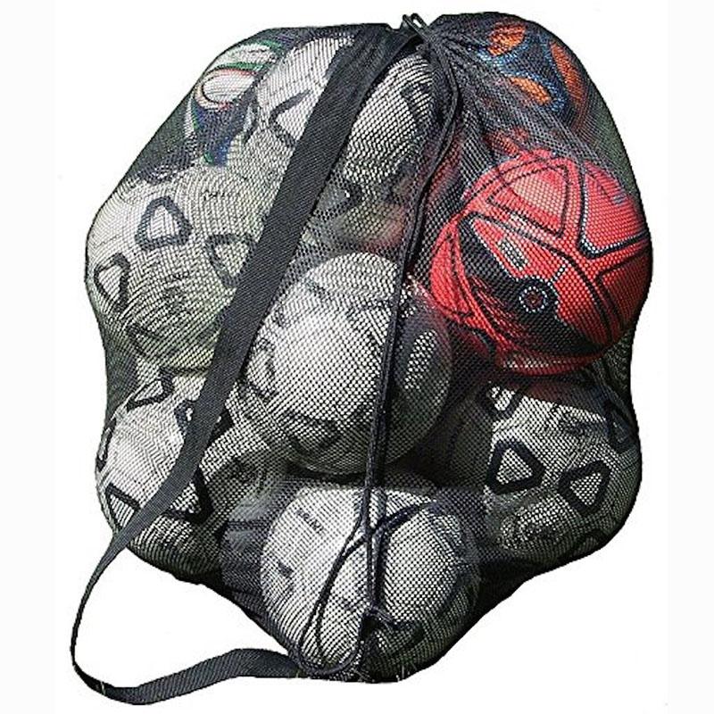 Mesh Ball Bag With Shoulder Strap