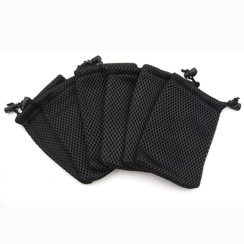 Nylon Mesh Drawstring Bag Pouches