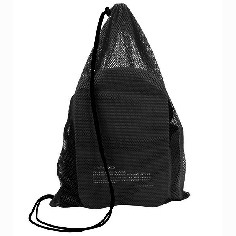 Mesh Draw String Equipment Bag