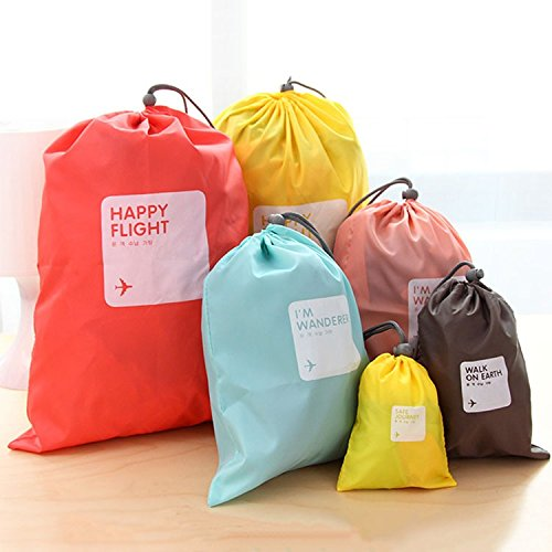 Nylon Drawstring Bags For Travel