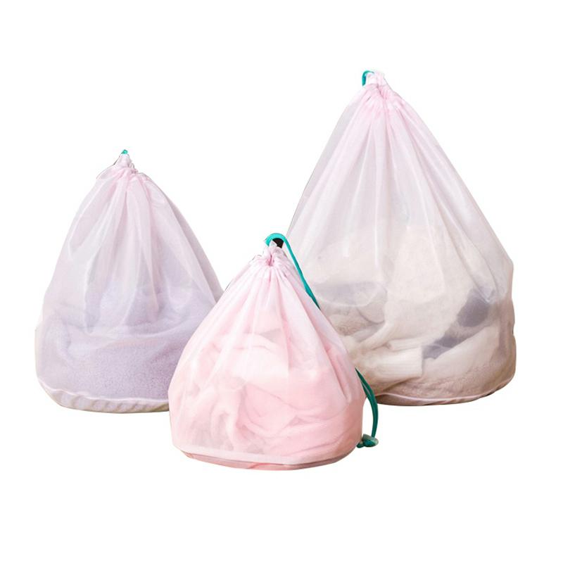 Mesh Laundry Bags Baskets