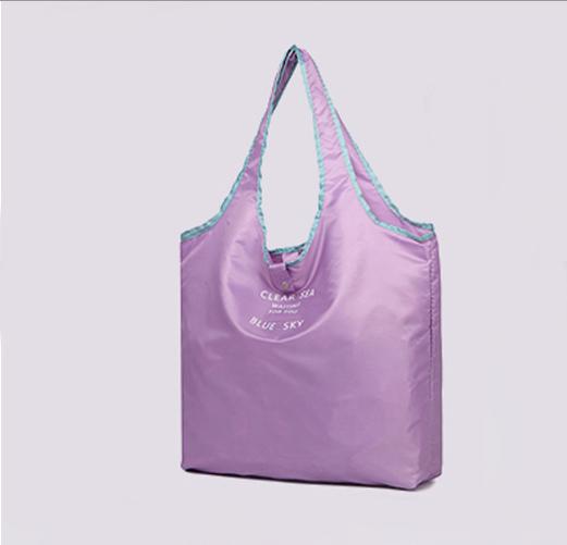 Foldable Reusable Grocery Shopping Bag