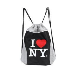 I LOVE NY Lightweight Backpack for Travel