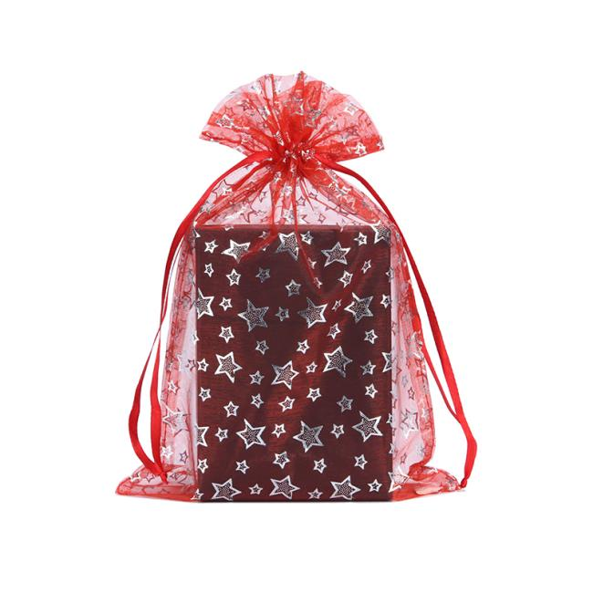 Organza Gift Pouch Bag Favor Wrap