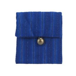 Cotton Gift Pouch Bag with Button