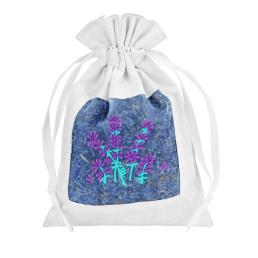 Cotton Sachet Bag Pouch with Drawstring