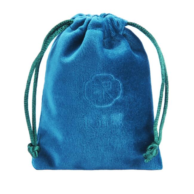 Velvet Drawstring Jewelry Gift Pouch Bag