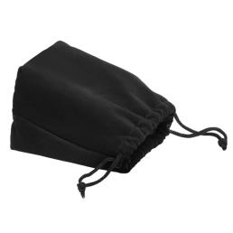Black Velvet Gift Favor Bag Pouch