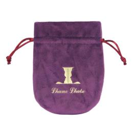 Velvet Jewelry Gift Bag with Drawstring