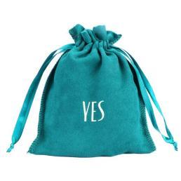 Velvet Drawstring Bag for Cosmetics Packaging