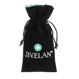 Double Layer Velvet Drawstring Pouch Bag