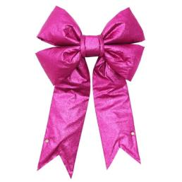 """Large Size Bow Glitter Car Bow 24"""""""