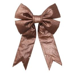 """Giant Glitter Christmas Wreath Bow  24"""" for Holiday or Event"""