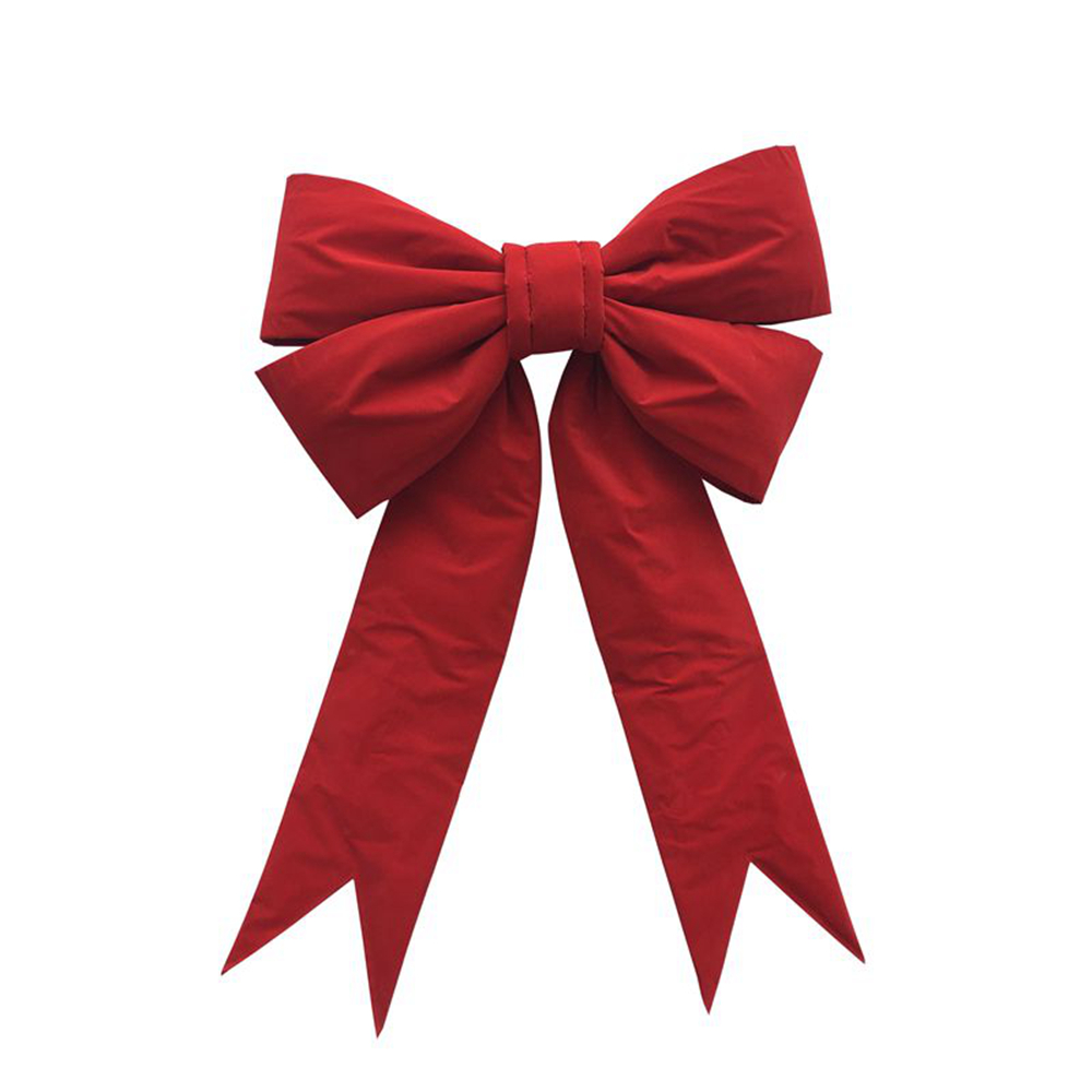 christmas bows, cheap bows, handmade bows