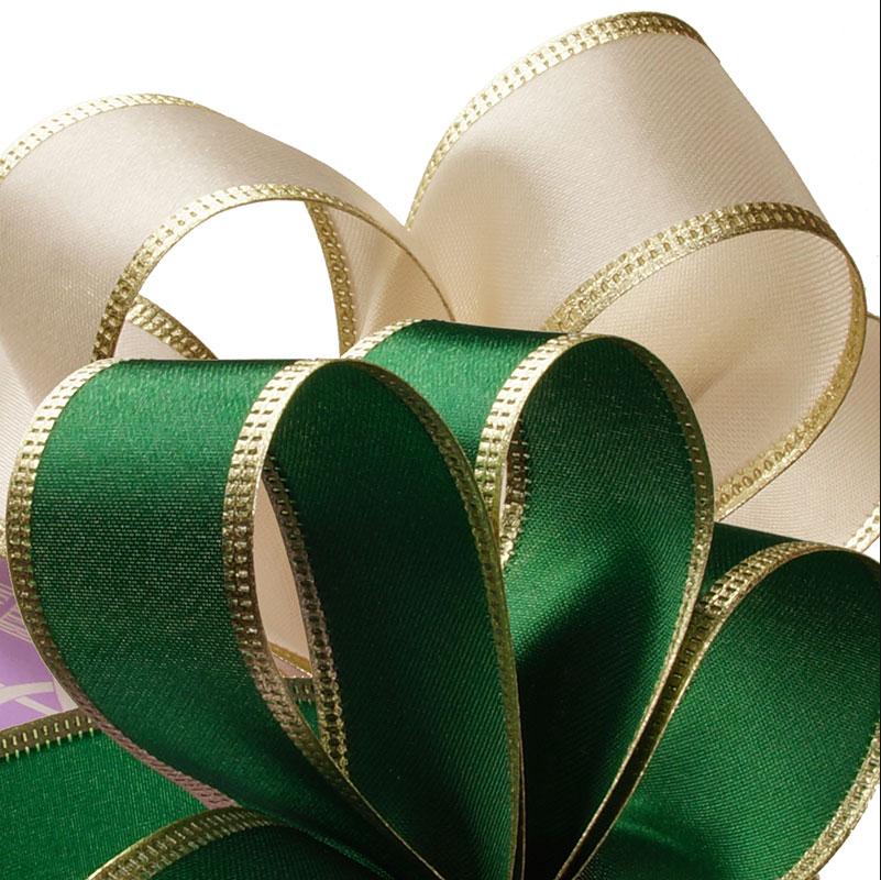 satin ribbon, metallic edge ribbon, ribbon tape