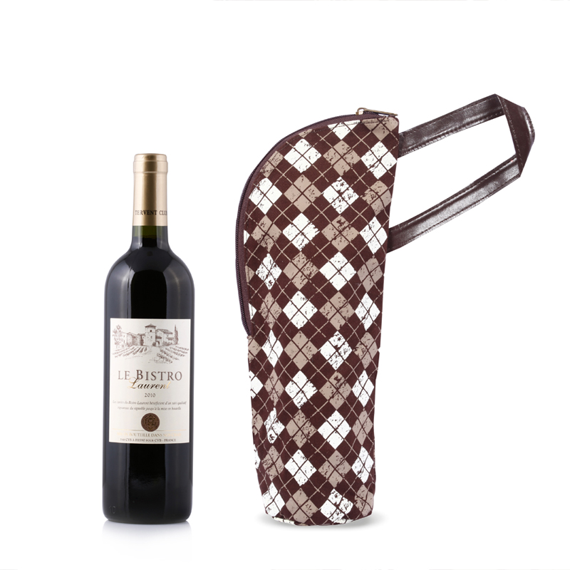 Leather Wine Tote Bags, Leather Wine Bottle Bags, Wine Bottle Bags