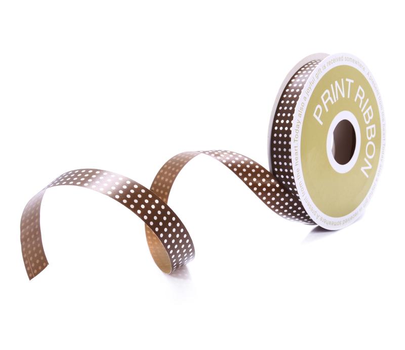 printed ribbon, poly ribbon, PP ribbon, gift wrapping