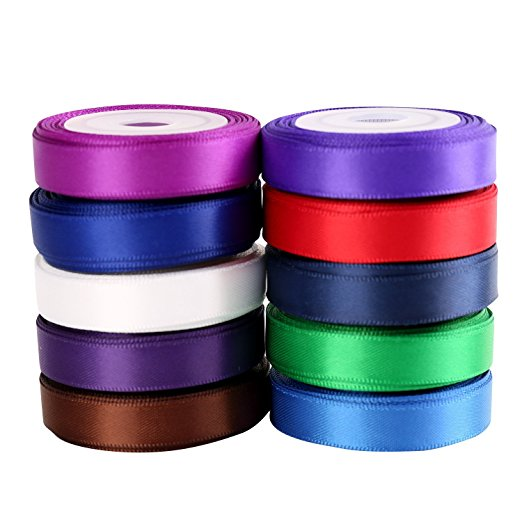 satin ribbon, ribbon, ribbons, polyester ribbon